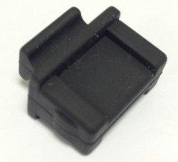 画像1: XFP/QSFP+ポート兼用ダストカバー 10個パック
