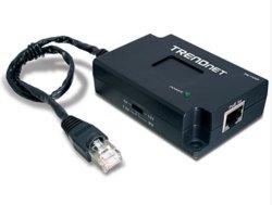 画像1: ギガビットPower over Ethernet (PoE)スプリッタ