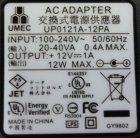 他の写真1: AC電源アダプタ(12V, 1A)