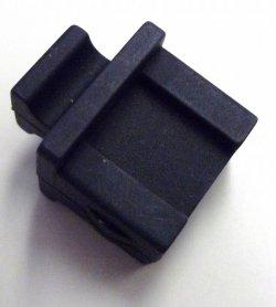 画像1: SFPポート用ダストカバー 10個パック
